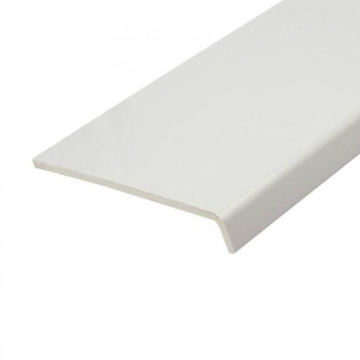 Ablakpárkány, fehér, 500 x 25 x 0,9 cm