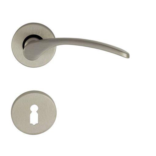 Vienetta Verofer belső ajtókhoz, szatén-nikkel, 50 mm