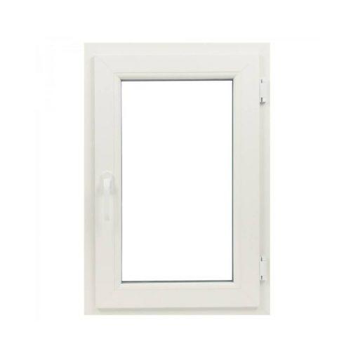Műanyag ablak fehér 71x116cm 7 kamrás Nyíló
