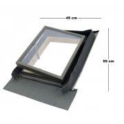 Tetőtéri ablak 45 x 55 cm